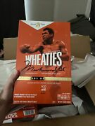 Wheaties Century Collection Gold Box 1 Muhammad Ali - Sold Outfree Ship