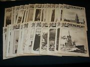 1915-1918 L'evenement Illustre Wwi French Magazine Lot Of 38 Issues - O 2753