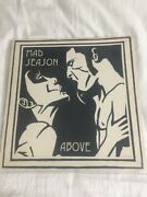 Mad Season Above Double Vinyl Gatefold First Press 1996 Alice In Chains Rare Mt-