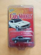 Johnny Lightning Toy Cars And Models Chevy Camaro Rs/ss