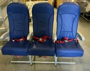 Aircraft Airplane Seats Boeing B737-800 Bench Seat Collectable Aviation