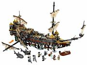 Lego 71042 Pirates Of The Caribbean Dead Men Tell No Tales Silent Mary