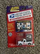1991 Gmc Syclone Usps Truck And Stamp Collection Johnny Lightning