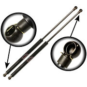Qty 2 13mm Metal Cup End Lift Supports 12.67 Extended X 80lbs