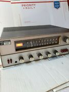 Excellent The Fisher 400 400-t Am/fm Tune-o-matic Receiver Turns On Parts Read