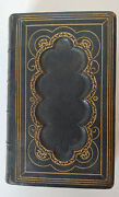 1756 English Polyglott Bible Dated Provenance Leather Bound Gold Edges Old And New