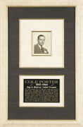 Cole Porter - Inscribed Photograph Signed