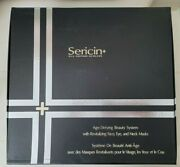 Sericin+ Age-defying Beauty System W/ Revitalizing Face, Eye And Neck Masks New