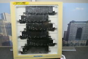 Walthers Gold Line Ho Scale 932-40406 New York Central Nyc Bethgons 6 Pack Nib