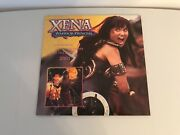 Xena Warrior Princess 16-month Calendar For The Year 2001 Opened Unused