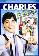 Charles In Charge Season 1 Scott Baio 925 Minutes With Outer Sleeve Dvd