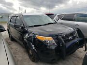 Driver Rear Side Door Electric Privacy Tint Glass Fits 11-19 Explorer 3194615