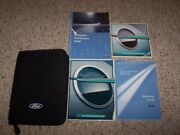2004 Ford Thunderbird Convertible Owner Manual User Guide Set Pacific Coast 3.9l