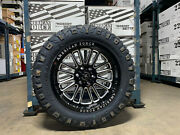 20x10 American Force Weapon 33 Nitto Ridge At Tires 6x135 Ford F150 Expedition