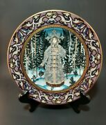 The Russian Fairy Tales - Villeroy And Boch Collector Plates, Heinrich, Germany