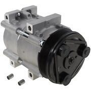 New A/c Ac Compressor For Explorer Pickup With Clutch Ford Ranger Sport Trac