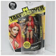 New Eva Marie Mattel Wwe Nxt Takeover Target Exclusive Action Figure 2017