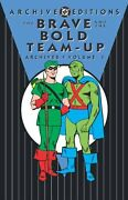 Ramona Fradon Signed Brave And The Bold Team Up Archives 1 Batman And Green Lantern