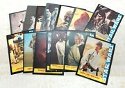 1977 Star Wars Wonder Bread Trading Card Collection- Your Choice Of 16 Or Set