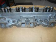 Pair Of Big Block Buick Cylinder Heads 1972-1976 Casting 1241860