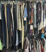 Reseller Clothing Lot Of Womenand039s Clothes - Various Sizes Styles And Brands