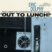 Eric Dolphy - Out To Lunch Used - Very Good Cd