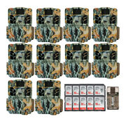 Browning Trail Cameras Dark Ops Hd Pro X 20mp Game Cams W 10 Memory Cards Kit