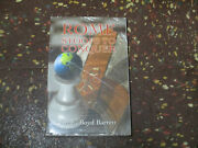 Rome Stoops To Conquer By Dr. E. Boyd Barrett, Softcover. New, Sealed