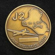 Southern Watch Joint Intelligence Center J2 U2 Challenge Coin
