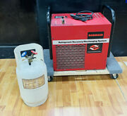 Robinair 17600a Refrigerant Recovery And Recharging Station W Tank Guaranteed