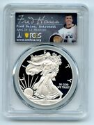 2012 W 1 Proof American Silver Eagle Pcgs Pr70dcam Fred Haise