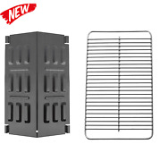 Flavorizer Bar Cooking Grate Grid Set For Weber Go-anywhere Gas/charcoal Grill