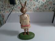 Penny Mcallister Collection 2003 Bunny Rabbit With Hinged Arms Designed Midwest