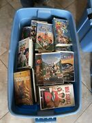 Disney Vhs Movies Over 100 Or More Vhs Movies All Kinds A Lot Of Disney Ones