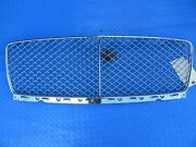 Bentley Continental Gt Front Grille With Camera Oem 0909 2019 2020 2021