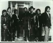 Press Photo Members Of The Dazz Band Guests On Solid Gold - Lrp23159