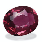 3.28_cts Top Luster Dazzling Unheated 100 Natural Pink Tourmaline- Congo