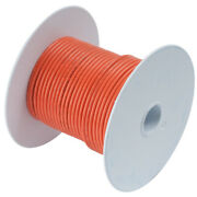 Ancor Orange 14 Awg Tinned Copper Wire - 500and039 104550