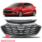Fits 2019 Chevrolet Cruze Front Upper Grille Assembly Factory Replacment
