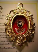 Reliquary Relic Of Saint Faustyna With Certificate 1st Class