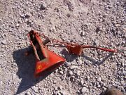 Allis Chalmers Wd45 Wd 45 Ac Tractor Snap Coupler Bell W/ Latch Lever