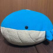 [price Cut For A Limited Time] Wailord Plush Toy Oversized Pokemon [with Tag]