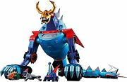 Pre Order Soul Of Chogokin Gx-100 Gaiking And Gaiking Abs And Diecast And Pvc Japan