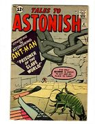 Tales To Astonish No.41 March 1963 Ant-man Early Appearance Stan Lee In Vg+