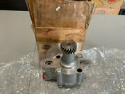 Harley Davidson Real Oil Pump Ironhead Sportster New Old Stock 1977 And Up
