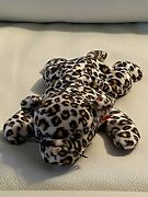 Ty Beanie Baby Retired Collectible Andldquofrecklesandrdquo June 31996 Rare Collectible Guc