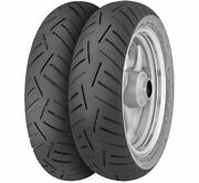 Continental Conti Scoot Scooter Tires 100/90-14 57p Rear Reinforced