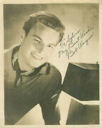 Robert J. Wagner - Autographed Inscribed Photograph