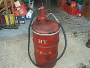 Vintage Antique Oil Pump The Phillips And Tank Co. Model 100 Lubester Dispenser