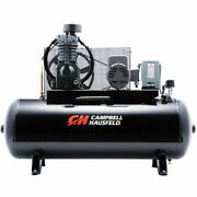 Campbell Hausfeld Commercial 7.5-hp 80-gallon Two Stage Air Compressor 230v ...